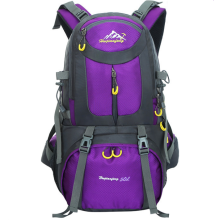 Högkapacitets Vattentät Nylon Outdoor Sports Backpack