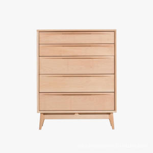 "FAS Beech Wooden Møbler ""RIPPLING"" CHESTS"