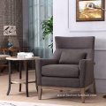 Fabric Lounge Armchair Single 1 Seater Sofa