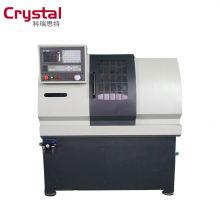 Machine de commande numérique par ordinateur de tour mini de haute précision CK6125A
