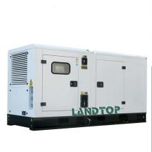 Preço 100KW diesel à prova de som do grupo gerador