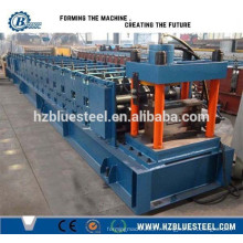 Automatique Cnc Control CZ Purling Roll Machine formatrice, Metal Roof Purlin Sheet Roll Ancien