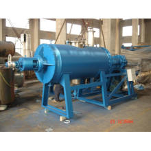 Horizontal Vacuum Dryer Machine for Flammable and Explosive Materials
