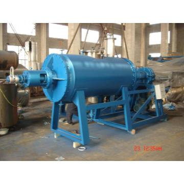High Thermal Efficiency Rake Vacuum Dryer