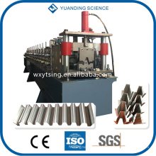 YTSING-YD-00053 Top Quality Passed CE and ISO Top Hat Purlin Making Machine