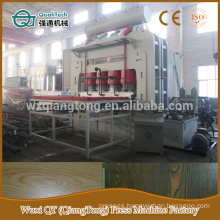 YX1800-6*9 short cycle laminate hot press machine/ 1830*2750mm melamine laminate press machine