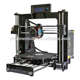 High precision desktop level prusa i3 3D printer diy machine kit