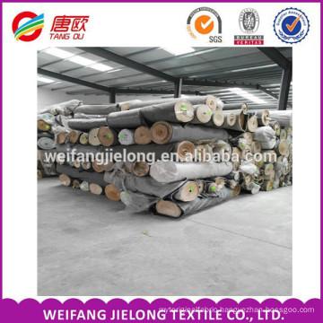 A Grade Stock stock indigo denim fabric 100% cotton 8-12 OZ stock denim fabric