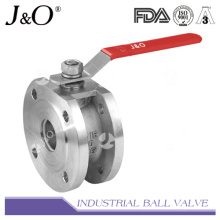 Wafer Type ASME 150lbs Ball Valve