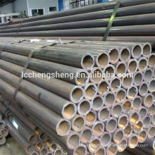 ASTM 1045 Cold drawn seamless black steel pipe factory manufacturer price