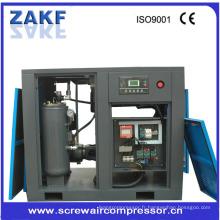 Vis à faible bruit efficace type pcp 12 bar compresseur d'air prix de la machine