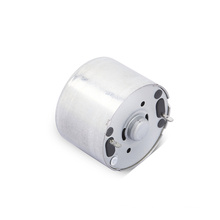 24.4mm impregnado de óleo que carrega o motor da CC da baixa tensão de 6V 12V para o aparelho electrodoméstico
