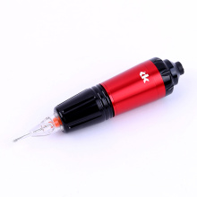 Machine à tatouer cheyenne stylo au henné rotatif rouge pour outils de perçage corporel