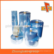 packaging materials suppliers heat shrink plastic film with customized typs