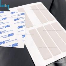 Pieds en caoutchouc antidérapants personnalisés pour accessoires électroniques