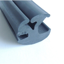 Profil de caoutchouc extrudé à résistance chimique