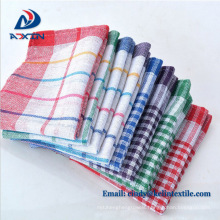 2018 china custom cotton waffle gift dishtowel set