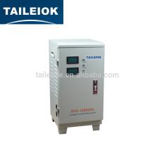 Estabilizador automático de potencia de voltaje de 10000 vatios para generador
