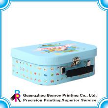 Customized beautiful high quality handmade cardboard cosmetics packing
