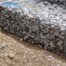Welded Gabion Retaining Wall for Garden Fence