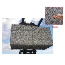 Malla de alambre de acero inoxidable de gaviones