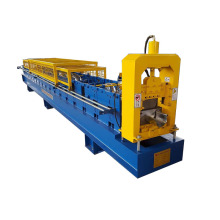 Hydraulic Metal Rain Gutter Roll Forming Machine