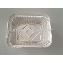 Alu Folie Behälter für Lebensmittel