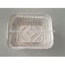 bandeja de folha de alumínio para alimentos