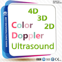 DW-C60 PLUS color doppler ultrasound machine & clear image 3D laptop portable color doppler