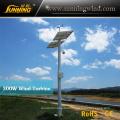 off-Grid Hybrid Solar Wind System 300W Wind Turbine for Monitoring