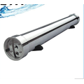 For water treatment, SS membrane filter housing
