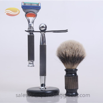 Aangepaste Badger Hair Shaving Brush Kits