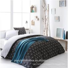 100% полиэстер микрофибра домашний текстиль ткани с хорошим качеством