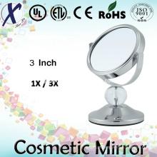 Espelho acrílico banheiro pequeno