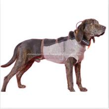 Armadura protectora de malla de perro