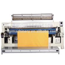 лучшее качество новая модель компьютеризированная выстегивая машина вышивки