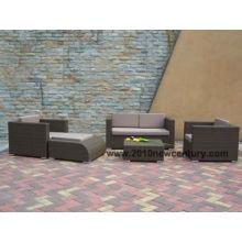Meubles de sofa extérieurs / de jardin / de rotin (6008)
