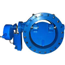 Butterfly Swing Check Valve With Balance Weight