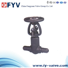 Weld Joined Bonnet Gate Valve