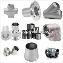 Butt Weld Pipe Fitting Factory