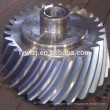 Soem-hohe Präzisions-Spiralkegelrad für Getriebe