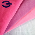 100% polyester micro polar fleece two side brushed one side anti pilling
