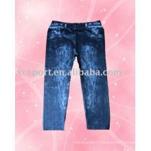 Pantalons imprimés pour femmes à la mode