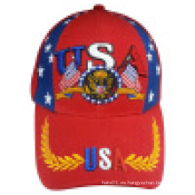 Gorra deportiva con logotipo bordado Bbnw48
