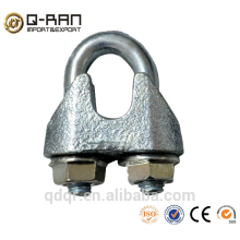 Galvanized malleable wire rope clamps din 1142