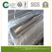 Manufacturer ASTM 201 Stainless Steel Sheet on Pipe