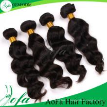 Человеческие Волосы Объемной Волны Unprocessed Бразильские Людские Волосы Девственницы