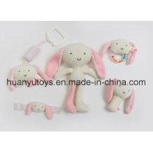 Комплект поставки Baby Plush Rattle Set