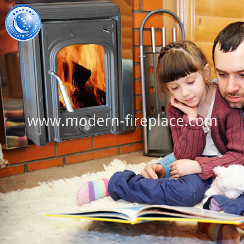 Cast Iron Wood Burning Stoves Multi Fuel