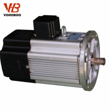 motor trifásico do guindaste do acionador de partida macio do rotor dobro 10 hp